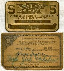 Card Flying Brass Bethlehem 1920's-30's Signature Inden Of Tiger Social Antiques Online Harry amp; Steel Security Id Store
