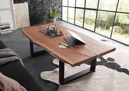 natural wood finish freddy coffee table