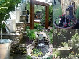 Idee Per Abbellire Il Giardino : Idee per realizzare laghetti fontane e giardini acquatici