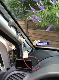 connect interior lights to the house battery sprinter camper