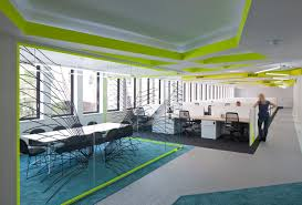 modern office colors. Co-Work Angel Was Designed By PENSON To Be A Modern Office Space That\u0027s Anything Colors