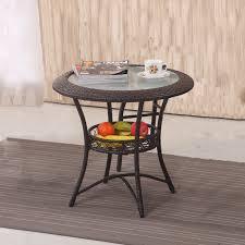 rattan coffee table grey coffee table wicker folding coffee table