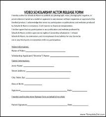 Free General Liability Waiver Template Release Of Form Sample ...