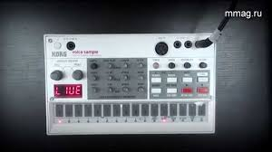 mmag.ru: <b>Korg volca SAMPLE</b> - <b>сэмплер</b> серии Volca - YouTube