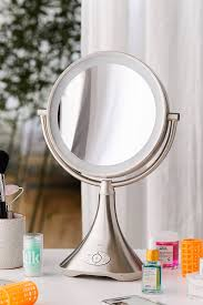 Bluetooth Speaker Lights Urban Outfitters Ihome Lux Ii Vanity Mirror Bluetooth Speaker Review