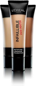 infallible matte foundation reviews