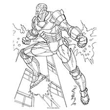 Iron man is the new favorite super hero of the 2010′s boys. Top 20 Free Printable Iron Man Coloring Pages Online