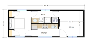 400 sq ft house plans. Spectacular Idea Tiny Home Plans 400 Square Feet 4 Foot Skyline By Zip Kit Homes Sq Ft House