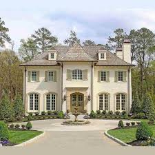 French Mansions Designs 44 Stylish French Country Exterior For Your Home Design