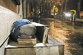 نتیجه تصویری برای میدان آزادی و کارتن خوابی