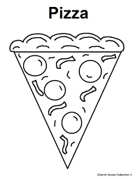 Small Picture Pizza Color Pages Cakes Printable Coloring Pages Coloringzoom