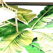 palm tree outdoor rug leaf area rugs border design trees indoor green tropical tropical palms indoor outdoor rug blue palm tree