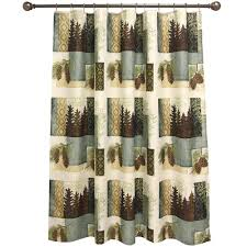 Amazon.com: Bacova Guild Westlake Fabric Shower Curtain: Home ...