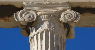 greek architectural orders article khan academy the ionic order