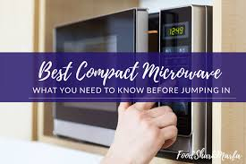 top 10 best compact microwave reviews in 2019