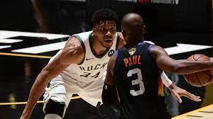 Milwaukee Bucks face Phoenix Suns in ...