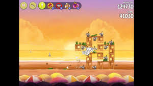 Angry Birds Rio - Golden Beachball. Level 5. 3 stars. [HD] - YouTube