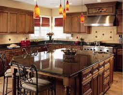 Kitchen Countertop Designs And Kitchen Design And Your Kitchen Decoration  By Use Of Graceful Design Idea 15