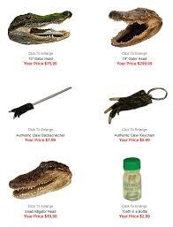 alligator gifts