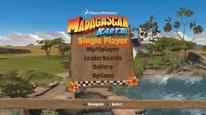 Small Picture DreamWorks Madagascar Kartz User Screenshot 2 for PlayStation 3