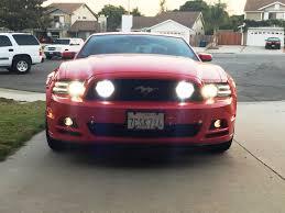 2006 Mustang Fog Lights 13 Gt Fog Light Relocation Kit Mustang Evolution Forum