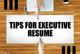 Executive Resume Writing Executive Resume Tips From Resumes Writing Services Usa