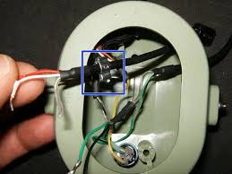 replacing david clark aviation headset left dome ifixit image 3 3 the mic cable connected pull the cable inside the