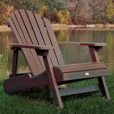 adirondack chairs. Highwood\u0026reg; Hamilton Folding \u0026amp; Reclining Adirondack Chair - Walmart.com Chairs A