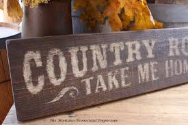 quotthe rustic furniture brings country. Country Roads Take Me Home Painted Sign Rustic Barn Wood Porch Decor West Quotthe Furniture Brings
