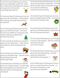 72 Best Holiday 12 Days Of Christmas Images On Pinterest  12 Days Gifts In 12 Days Of Christmas