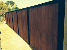 Small Picture Auckland fence design and installation timber fencing decking
