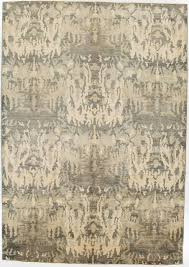awesome ikat area rug oriental ikat rug without borders grey and tan 6x85 area rugs