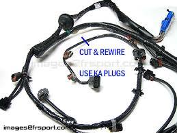 sr20det swap engine harness wiring diagram guide sr sr20 Car Wiring Harness at Wiring Harness Plug For 240sx