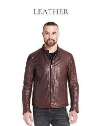 men s leather jackets men s motorcycle jackets