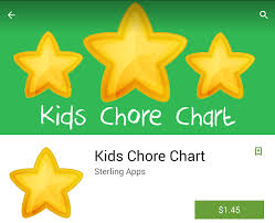 Rewards Done Right With Kids Chore Chart App Review