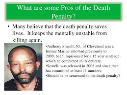 death penalty cons essay death penalty cons