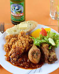It is sometimes also used as medicine. Gambian Food Foodetc Cooks Food Recipes And Travel