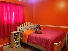 orange and pink rooms | Bright Pink and Orange Bedroom - Girls' Room  Designs - Decorating ... | orange and pink rooms | Pinterest | Orange  bedrooms, ...