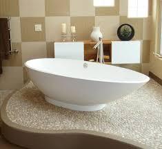 pebble tile floor pebble stone tile flooring
