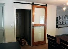 barn door picture frame sliding barn door frames better homes and