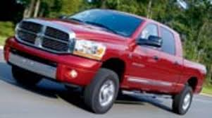 2006 Dodge Ram Mega Cab Review Price Specs Road Test