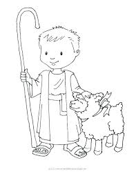 The Lord Is My Shepherd Coloring Page Houseofhelpccorg