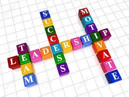 Motivate Leadership 3d Colour Boxes Crossword Leadership Team Motivate Success