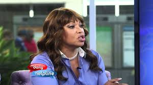 tisha campbell martin has never told anyone