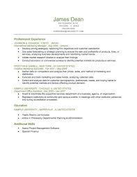 Chronological Resume Format Awesome Example Mid Level Reverse