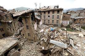 Nepal Earthquake Damages At Least 14 ...
