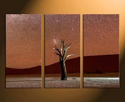 3 piece huge canvas print home decor landscape art brown large canvas  on brown wall art canvas with 3 piece canvas wall art brown huge canvas print tree canvas