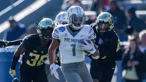 Memphis Tigers Football Depth Chart 2018 University Of Memphis Athletics Trio Of Tigers On Official