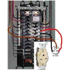 wiring diagram for 220 plug the wiring diagram how to install a 220 volt outlet askmediy wiring diagram