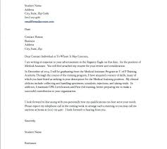 Medical Assistant Objective Resume Medical Assistant Cover Letter No